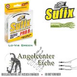 Sufix PERFORMANCE PRO 8 135m 0,24 / 19,5 Kg + Not-A-Knot + Kugel