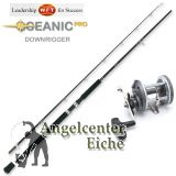 Downrigger - Set mit Multirolle 2BB Kinetic + WFT OCEANIC PRO 2,