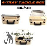 4-Tray Tackle Box BLK-2200
