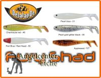 10 St. Fury Shad´s in Appleseed 11 cm Top für Zander